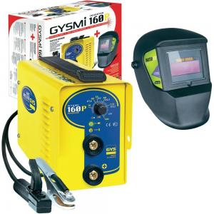 Сварочный инвертор GYSmi 160P + маска LCD TECHNO 11