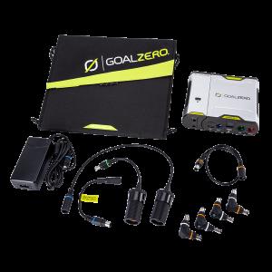 Комплект для зарядки Goal Zero Sherpa 50 Solar Recharging Kit