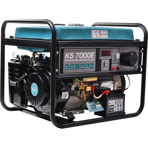 Бензиновый генератор «Könner&Söhnen» KS 7000E