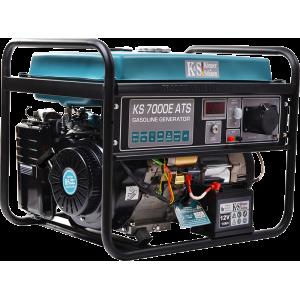 Бензиновый генератор «Könner&Söhnen» KS 7000E ATS