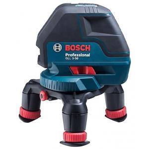 Лазерный нивелир Bosch GLL 3-50 + BM1