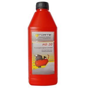 Масло для поршневых компрессоров FORTE ISO100 HD30