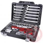 Набор инструментов INTERTOOL ET-6061