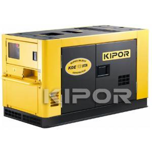Дизельный генератор KIPOR KDE12STAO