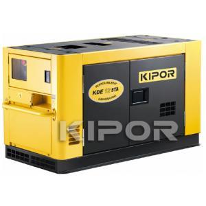 Дизельный генератор KIPOR KDЕ12STA3