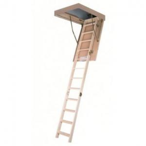 Чердачная лестница Fakro LWS Smart 70х130 ( Н = 305 )