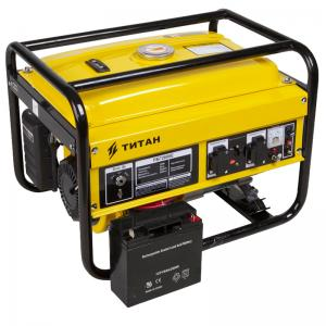 Бензиновый генератор Титан ПБГ2800Е