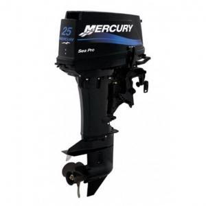 Лодочный двигатель Mercury 25 M SEAPro