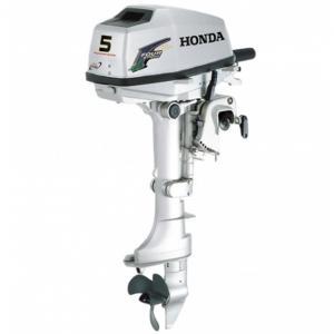 Лодочный двигатель Honda BF 5 LBU