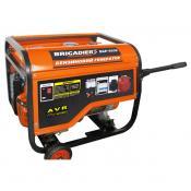 Бензиновый генератор Brigadier Professional BGP-603Е