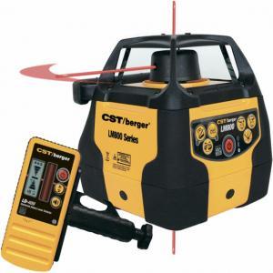 Ротационный лазер CST/berger LM 800 DPI