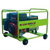 Бензиновый генератор Dalgakiran DJ 150 BS-TE