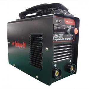 Сварочный инвертор Днипро М MMA (IGBT) 200 DB (дисплей, кейс)
