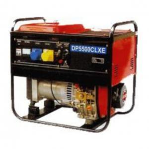 Дизельный генератор GLENDALE DP6500CLX 3
