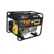Бензиновый генератор Huter DY 6500LX (электростартер)