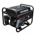 Бензиновый генератор Hyundai HHY 3000FE + счётчик моточасов
