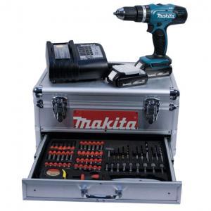 Ударный шуруповерт Makita BHP453SHEX