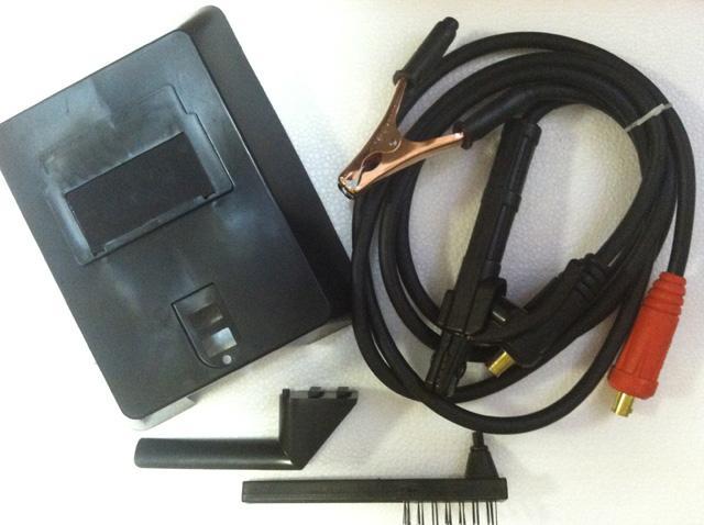 Комплектация сварочного инвертора Schweis ST300