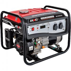 Бензиновый генератор SENCI SC3500-E