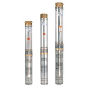 Глубинный насос Sprut 100QJD 509 -1.5 нерж. + пульт