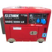 Дизельный генератор Stark SSDG 6000