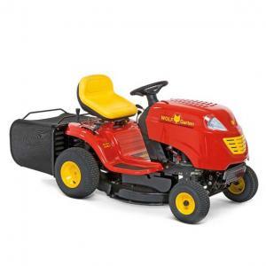 Трактор-газонокосилка Wolf-Garten Select 76,125 T