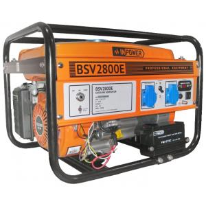 Бензиновый генератор InPower BSV2800E