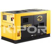 Дизельный генератор KIPOR KDЕ16STA3