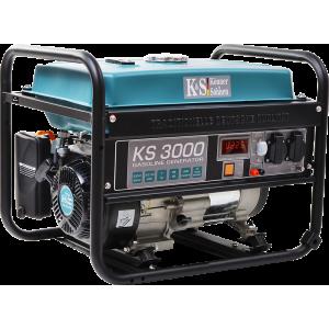 Бензиновый генератор «Könner&Söhnen» KS 3000