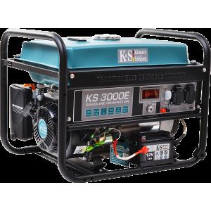Бензиновый генератор «Könner&Söhnen» KS 3000E