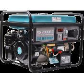 Газобензиновый генератор «Könner&Söhnen» KS 7000E G
