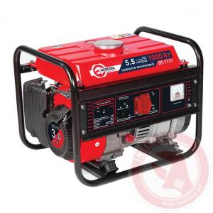 Бензиновый генератор INTERTOOL DT-1111