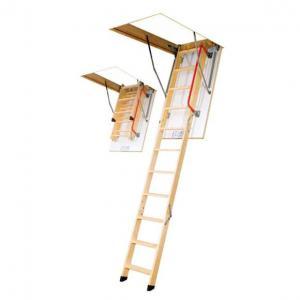 Чердачная лестница Fakro LWK Komfort 70х130 (H=325)