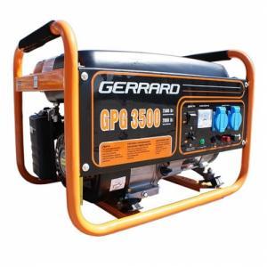 Бензиновый генератор Gerrard GPG 3500