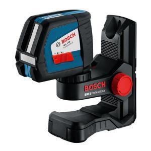 Линейный лазерный нивелир Bosch GLL 2-50 + BM1 + L-Boxx