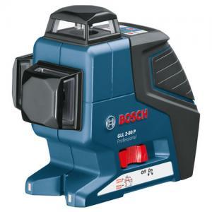 Лазерный нивелир Bosch GLL 3-80 P + BM1 + LR2 в L-Boxx