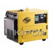 Дизельный генератор KIPOR KDE6700ТАО
