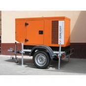 Основные преимущества мобильных (портативных) дизельных генераторов