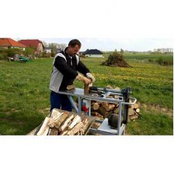 Основные преимущества дровоколов
