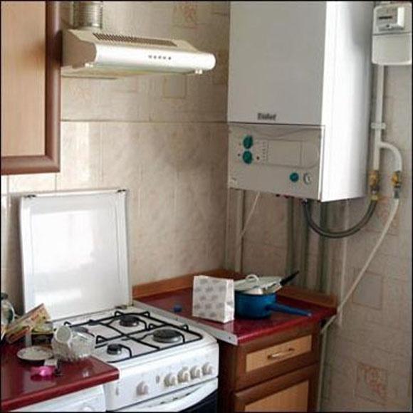 может ли быть газовая котельная в доме с электроплитами