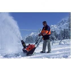 Основные виды снегоуборочных машин.