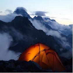 Как выбрать палатку – опираясь на параметры материала тента?