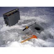 Как выбрать рыболовный ящик для зимней рыбалки