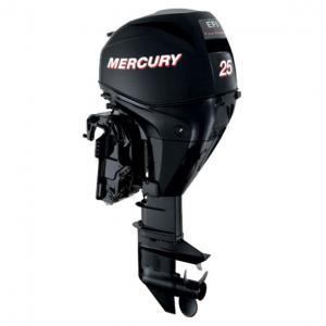 Лодочный двигатель Mercury F 25 M EFI