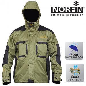 Куртка Norfin Peak green
