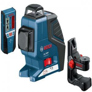 Линейный лазерный нивелир Bosch GLL 2-80 P + BM1 + LR2