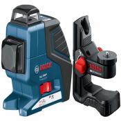 Линейный лазерный нивелир Bosch GLL 3-80 P + BM1