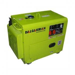 Дизельный генератор Dalgakiran DJ 7000 DG-TEC