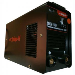 Сварочный инвертор Днипро М MMA (IGBT) 250C DPB (дисплей,панель, м.кейс.)