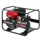 Бензиновый генератор Honda ECT 7000 P1 GV